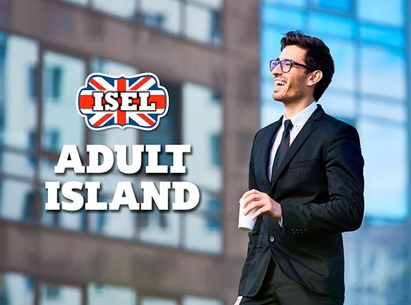 Adult ISEL Island